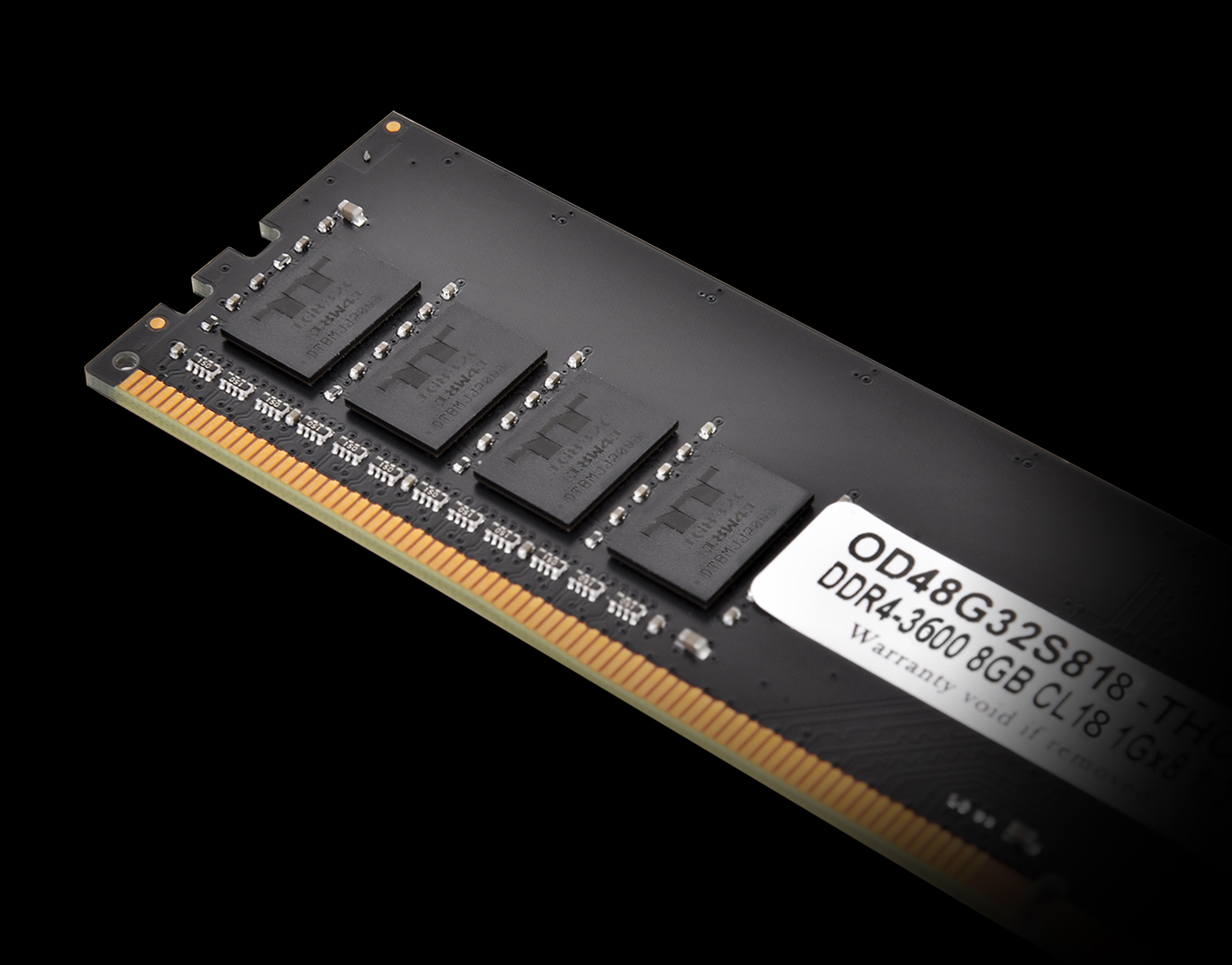 WaterRam RGB Liquid Cooling Memory DDR4 3600MHz 32GB (8GB x 4)